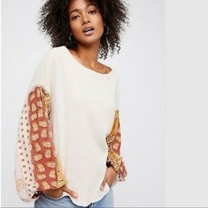 Free People • We the Free • Blossom Thermal Rose